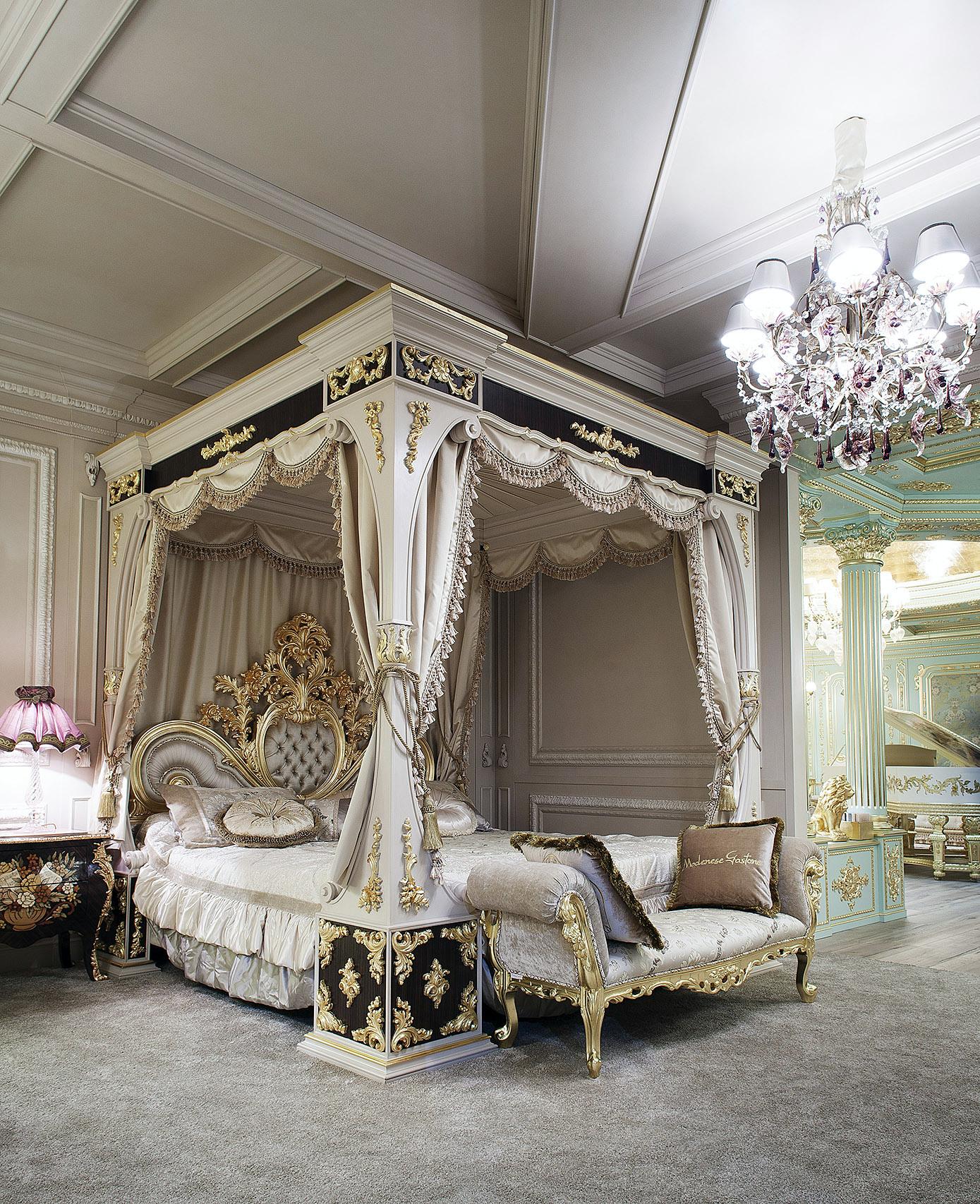 Italienische Möbel Berlin : luxury classic bedroom for royal family classic italian ~ Watch28wear.com Haus und Dekorationen