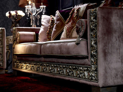 Atlantic Livingroom by Luxury Furniture, Living room of Italian Style  Innovation - Luxury FurnitureTop And Best Italian Classic Furniture