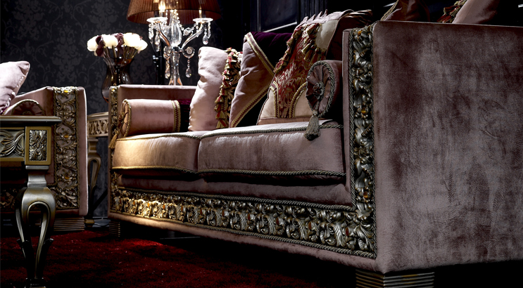 Italian Furniture Living Room. Living room of Italian Style Innovation  None Combined with Classical