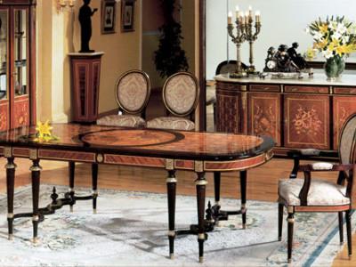 Good Louis XVI Diningroom Creaciones Royal, Spanish Louis XVI Style Dining Room