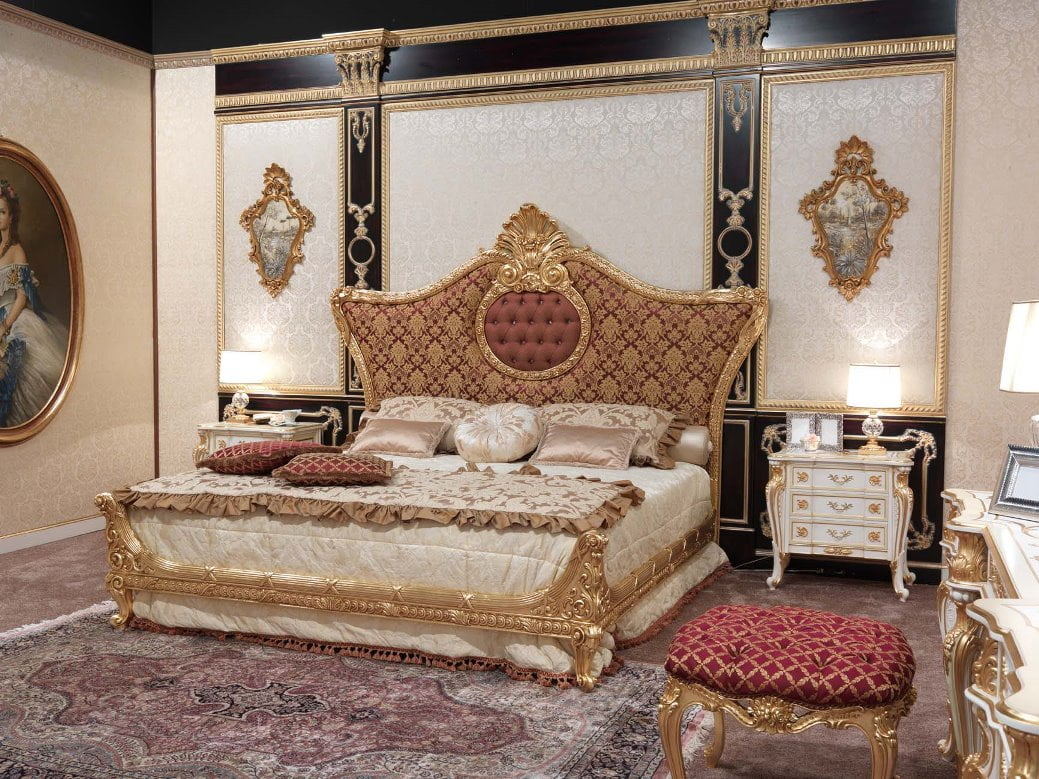 Sapa Bed Room By Carlo Asnaghi Interiors , French Bedroom Marie Antoinette  Style