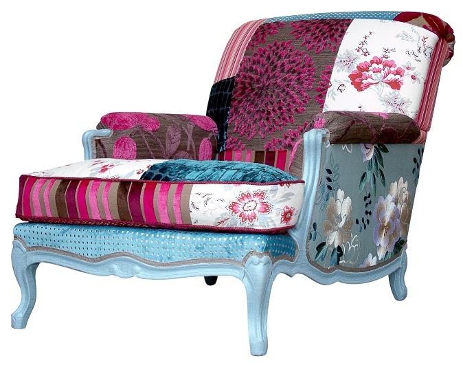 duchesse pompadour armchair with stool paris style top. Black Bedroom Furniture Sets. Home Design Ideas