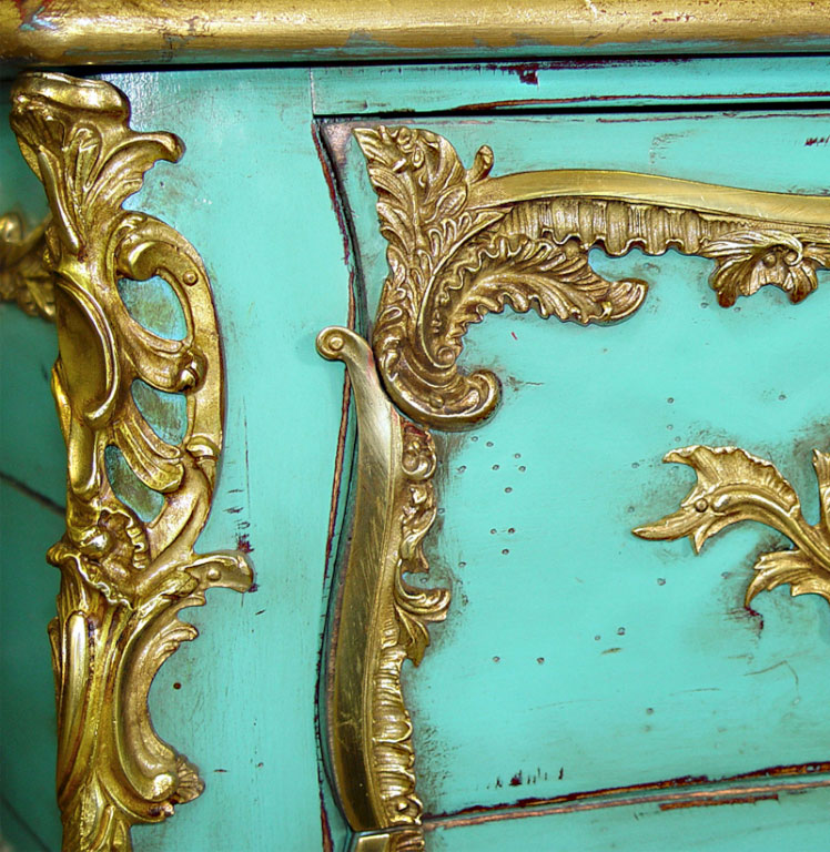» Louis XV Chest of Drawers ColorsTop and Best Italian ...