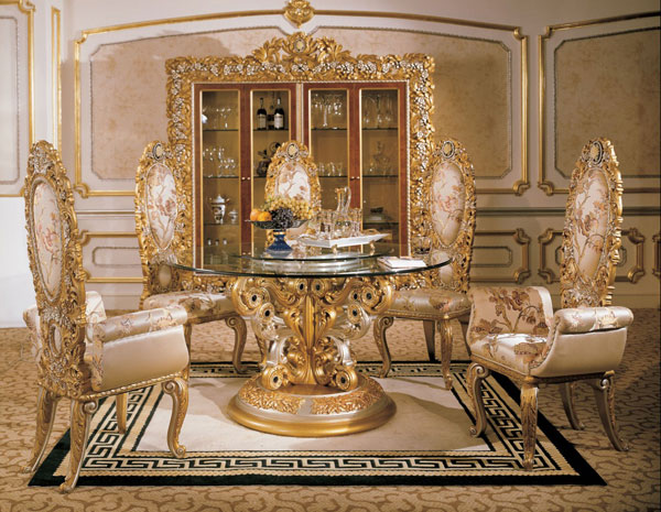 Magnificent Classic Italian Dining Room Furniture 600 x 465 · 99 kB · jpeg