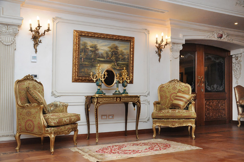 mahmoud badawey Villa Interior design Project IdeaTop and Best ...