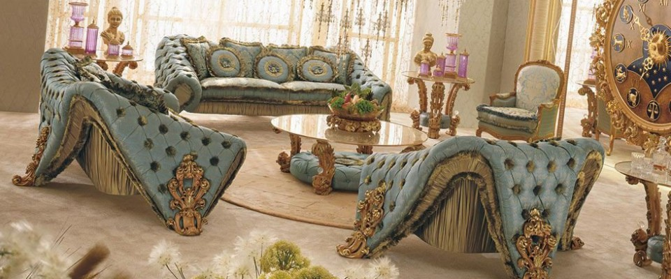 Top And Best Italian Classic Furniture
