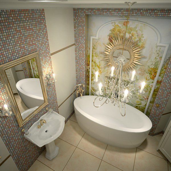 Classic bathrooms design ideas photos top and best italian classic furniture - Bathroom design ideas italian ...