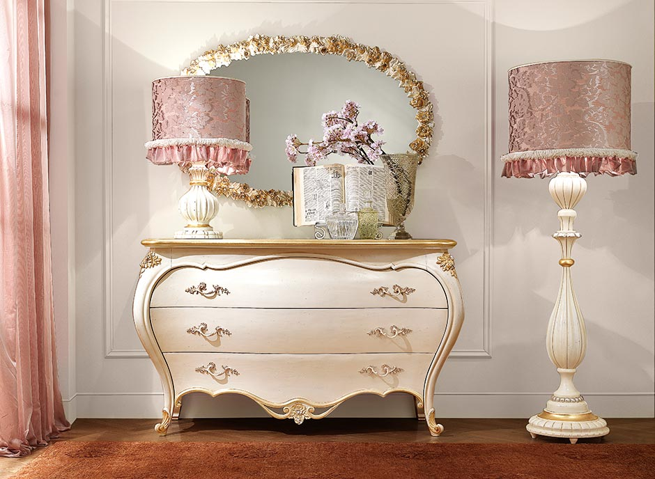 ROMANTICA Bedroom by Hand Master CraftsmenTop and Best Italian ...