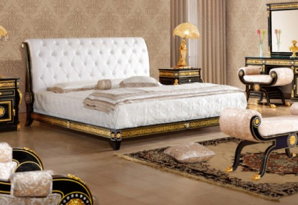 bedroom set in empire style top and best italian classic furniture