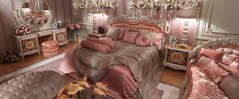 Top And Best Italian Classic Furniture - Italian bedroom furniture 2013