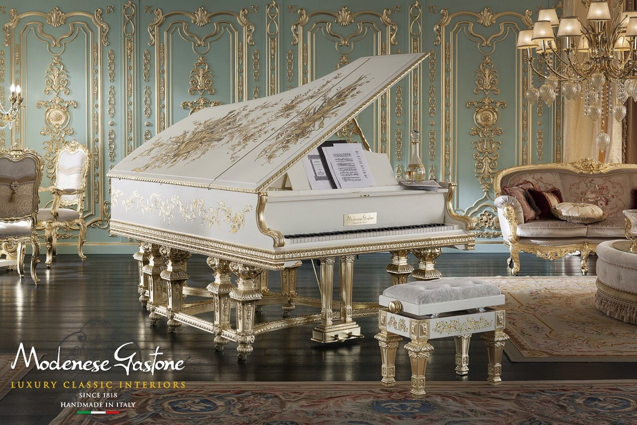 187 Classic Piano Pi0001top And Best Italian Classic Furniture