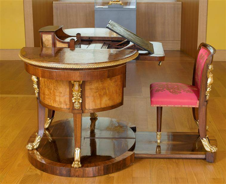 187 Napoleon Mechanical Desk By Giovanni Soccitop And Best