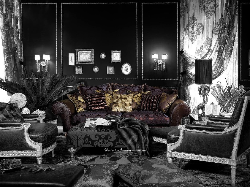 Italian Luxury Living Roomtop And Best Italian Classic Furniture
