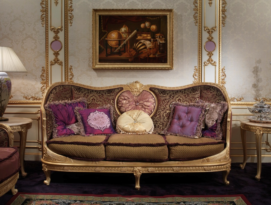 u00bb complete italian sofa set in 18th century styletop and