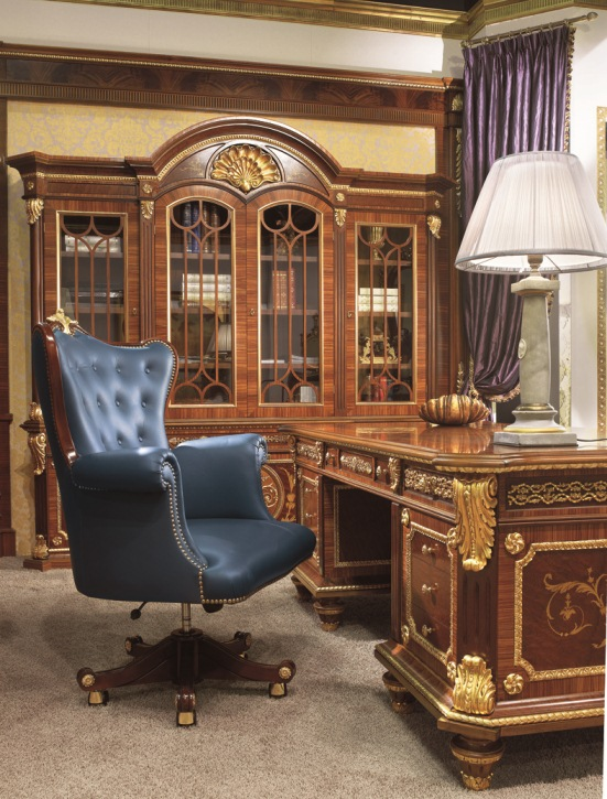 English Sitting Rooms: » English Style Study RoomTop And Best Italian Classic