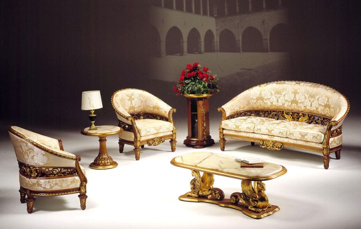 French Royal Family Living Furniture Designtop And Best