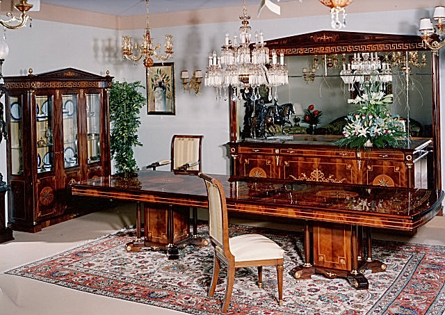Empire Dining Room Furniture in Spanish StyleTop and Best Italian ...