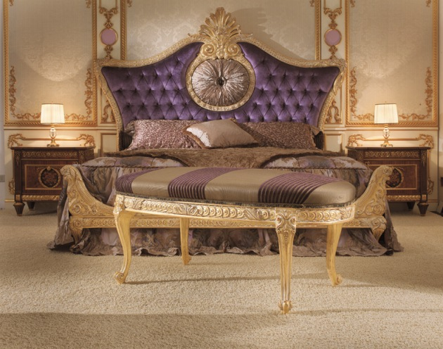 French Style Bedroom Marie Antoinette Periodtop And Best Italian