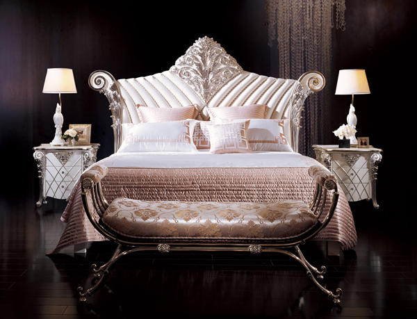 classic italian style design bedroom furnituretop and
