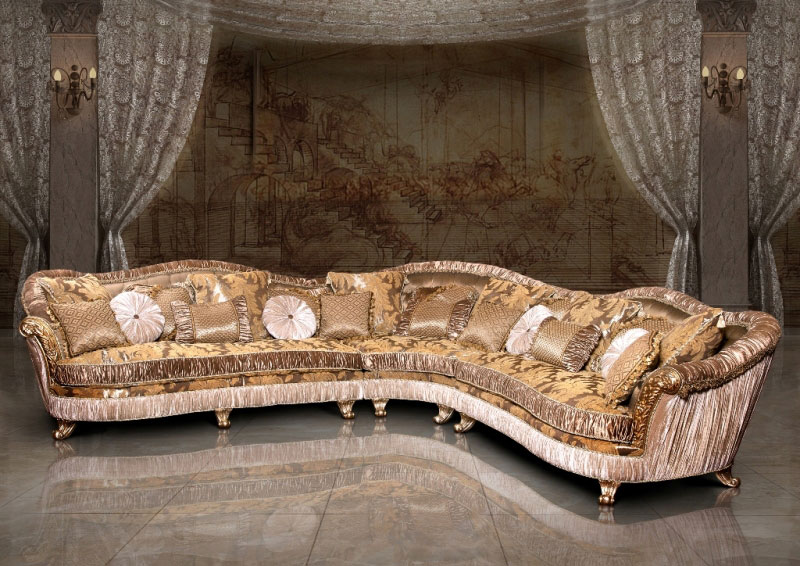 Classic living room furniture designtop and best italian for Italian furniture