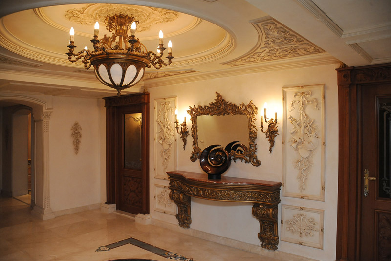 Classic Interior Design mahmoud badawey villa interior design project ideatop and best