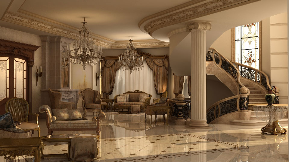 Interior And Exterior Design Project IdeaTop And Best Italian Classic