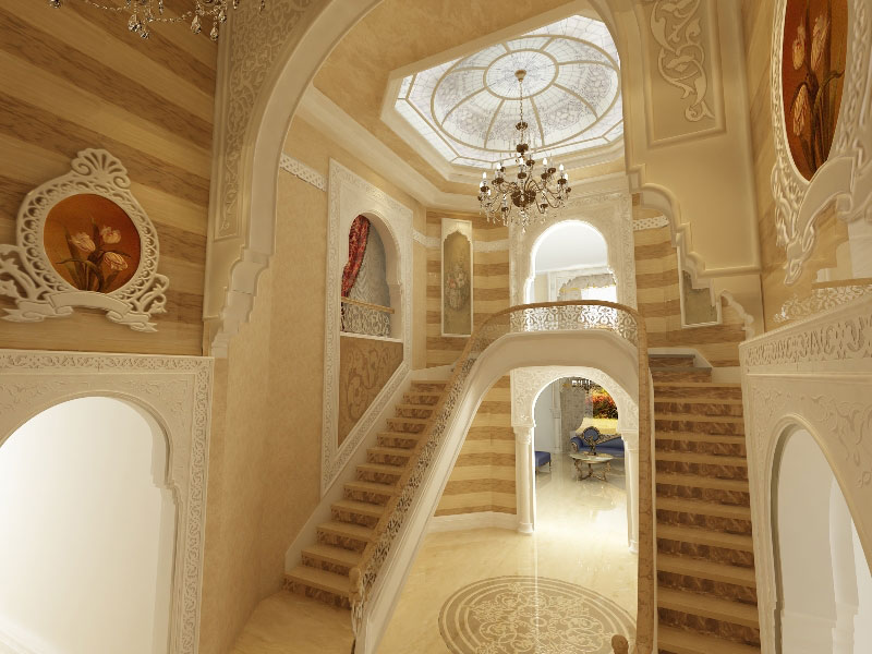 » Ahmed Mekey Villa Interior design Project IdeaTop and ...